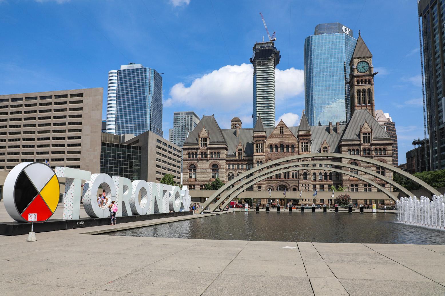 Alles over het weer in Toronto en de beste reisperiodes om Toronto te bezoeken.